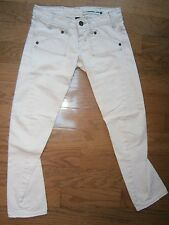 Womens Levis engineered Jeans Twisted Leg 26 (2)x26.5  Pink Cotton Low rise