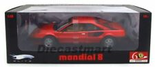 Coches, camiones y furgonetas de automodelismo y aeromodelismo rojos Hot Wheels de escala 1:18