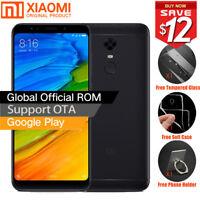 Original Xiaomi Redmi 5 plus 4Go/64Go Dual sim Débloqué - Noir