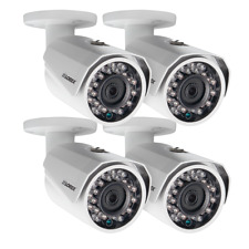 Lorex LBV2711B 4-Pack 1080P HD IR Bullet Camera with Night Vision