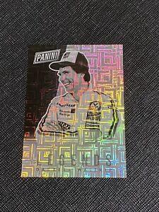 207 Panini The National Darrell Waltrip SP Silver Infinite Mojo Prizm Card 6/25