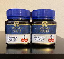 New listing Manuka Health New Zealand Manuka Honey Mgo 400+, 8.8oz (250g) 2 Packs �