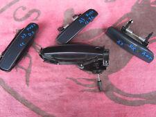 set 4 maniglie audi a3 sportback sbk anno 2011 anteriore dx-sx posteriore dx-sx