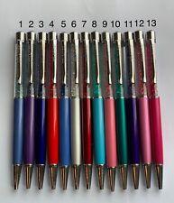 Swarovski Crystal FILLED Pen NEW! Pick a color - READ DESCRIPTION!