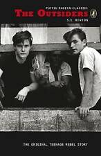 The Outsiders (Puffin Modern Classics) by S E Hinton 9780141314570