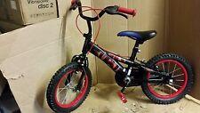 "MARVEL AVENGERS BIKE 12"" INCH BIKE BOYS KIDS HERO BICYCLE"