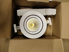 Philips LuxSpace Accent 25w Downlights RS741B LED27S/840 PSE-E WB WH  (rrp £130)