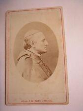 Erzbischof von Köln - Paulus Melchers - Portrait / CDV