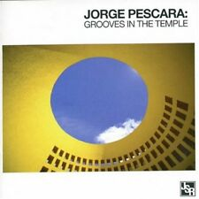 Jorge Pescara - Grooves in the Temple [CD]