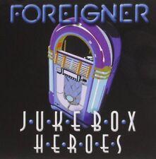 Foreigner Juke Box Heroes CD NEW SEALED 2012 New Digital Recordings Of Hits