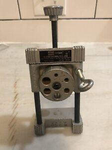 Vintage Sears Craftsman Doweling Jig W/ Revolving Turret 9-4186 USA MADE