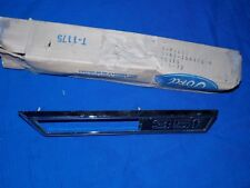 NOS 1969 Ford Galaxie RH Passengers Side 351 Fender Nameplate FoMoCo 69
