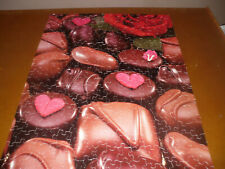 """SPRINGBOK 350 piece puzzle, """"Chocolate Sweethearts"""", complete as shown"""