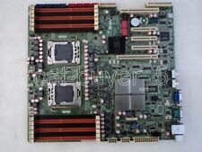 ASUS Z8NR-D12 Dual Motherboard LGA1366 Intel 5000 VGA COM With I/O Shield