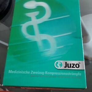 JUZO Kompressionsstrümpfe Stützstrümpfe Soft  Strümpfe Neu Unbenutzt CCL 2 lll