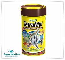 Tetra Min TetraMin BioActive Fiocchi Mangime Cibo Pesci Acquario