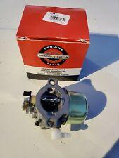New OEM Briggs & Stratton 497581 Carburetor