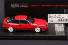 Last One - Toyota Celica GT-Four - Red - HPI #8164 1/43