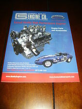 2014 - 2015 CARROL SHELBY ENGINE CO. HIGH PERFORMANCE CATALOG / BROCHURE