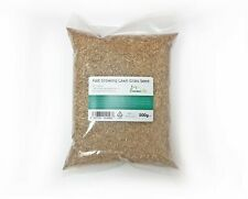 RAPID QUICK GROWING LAWN GRASS SEED FOR NEW LAWNS OR PATCH & REPAIR 500g