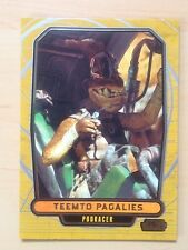 2013 Star Wars Galactic Files 2 # 351 Teemto Pagalies Topps Cards
