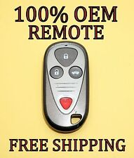 100% OEM 04 05 06 07 08 ACURA TL TSX KEYLESS REMOTE FOB OUCG8D-387H-A MEMORY #1