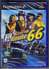 PS2 The King of Route 66 (2003), UK Pal, Brand New & Sony Factory Sealed