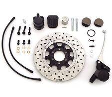 Ultimate Performance Front Brake Kit Cailper Rotor Master - Honda CB450K/500/550