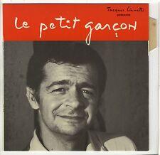 EP Serge Reggiani Le petit garçon Boris Vian Gainsbourg Moustaki 1968 EXC
