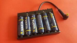 Sega Nomad Portable Genesis / Megadrive Battery Pack Module - aftermarket