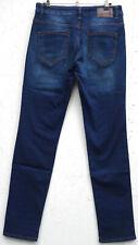 S. Oliver jeans donna pantaloni tg. 38 l32 Tube SLIM STRETCH Stonewashed come nuovo g105