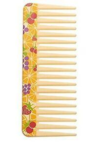 Avon Kids Hair Detangling Comb Fruit Design