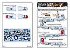 kits-world DECALS 1/72 BOEING B-17G Flying Fortress #72172