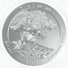 2013-P ATB 5 Oz 999 Fine Silver Coin - ATB - Great Basin *100