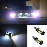 2x Led White Door Welcome Courtesy Light For Benz C Class