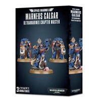 Marneus Calgar, Ultramarines Chapter Master Warhammer 40K NIB Flipside