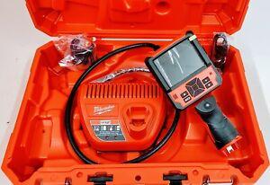 Milwaukee 2315-21 M12 M-Spector Flex Inspection Camera Cable Kit