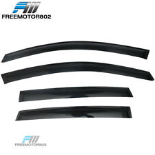 For 12-16 Honda CRV CR-V Smoke Window Visor Vent Shade Rain Sun Wind Guard