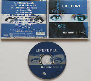 Lifeforce - Within Sight (very rare female fronted Melodic Rock / AOR)