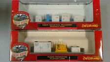 ERTL COLLECTABLES, 4094 & 4055 INDUSTRIAL EQUIP AND GENERATOR LOADS