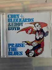 CUBY +BLIZZARDS PRAISE THE BLUES CD