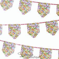 Floreale FIESTA bunting-summer Garden Party / barbecue / Luau decoration-full intervallo in negozio