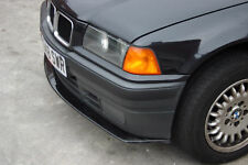 BMW 3 Series E36 Front Splitter/Valance/Lip 1990-1999 - Black  Brand New