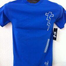 Christian T-Shirt Tee Skate BMX Moto NSD Skateboard Jesus God Bible John 3:16