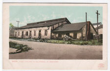 First Theater in California Monterey Ca Detroit Pub postcard