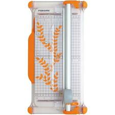 Fiskars A4 Guillotine Rotary Cutter & Ruler Paper/Card Trimmer Acute F9908
