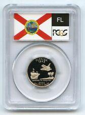 2004 S 25C Clad Florida Quarter PCGS PR69DCAM
