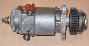 October 1959 Lucas K2FC anti-clock magneto from BSA A10? SPARKS VERY STRONG ^ F1