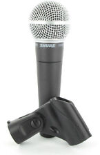 Shure SM58-LC Legendary Vocal Microphone Unidirectional Dynamic