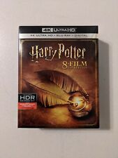New ListingHarry Potter Collection (4K Uhd Blu-ray Disc, 2017, 16-Disc Set)